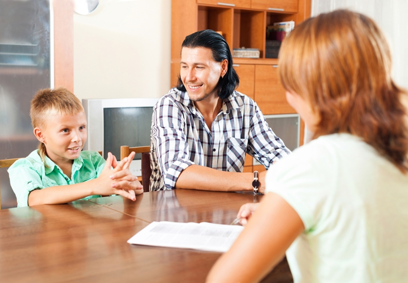 One of the best ways parents can help their kids to financial security is by helping them buy property.
