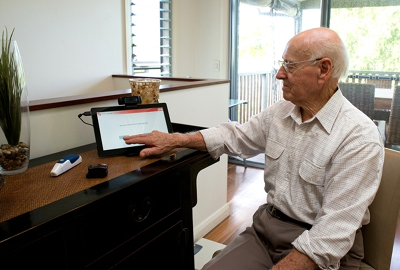 New solutions make is easy for seniors to take charge of their own health.