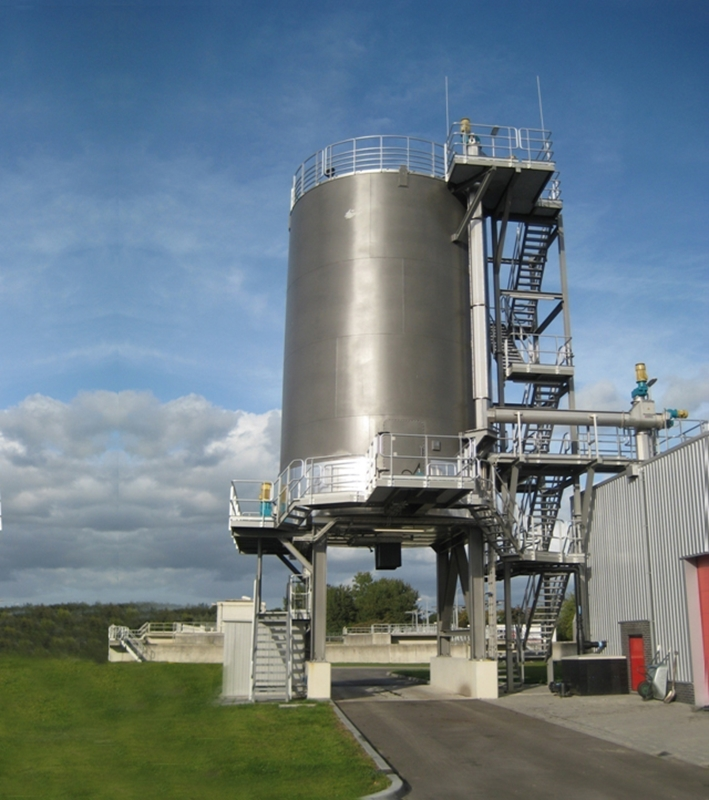 Is your material handling system in need of some new silos?