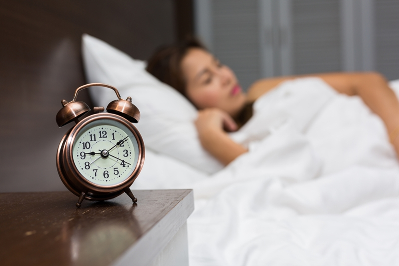 How much rest do you get each night?