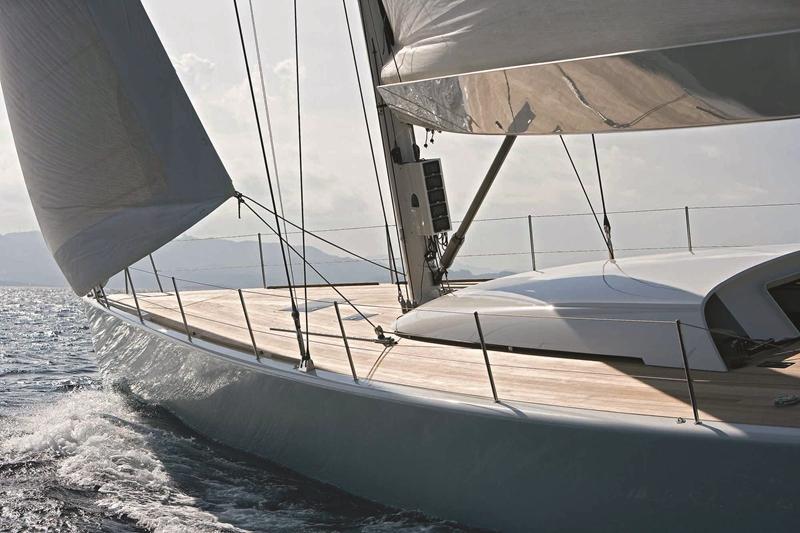 Remote island locations are paradise for adventurous sailors.