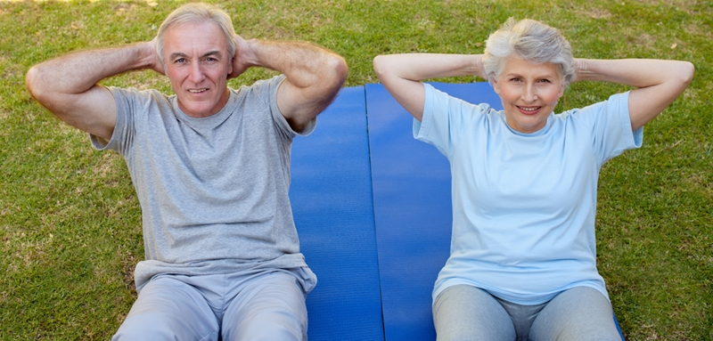 Staying active as we age has a raft of physical and mental benefits.