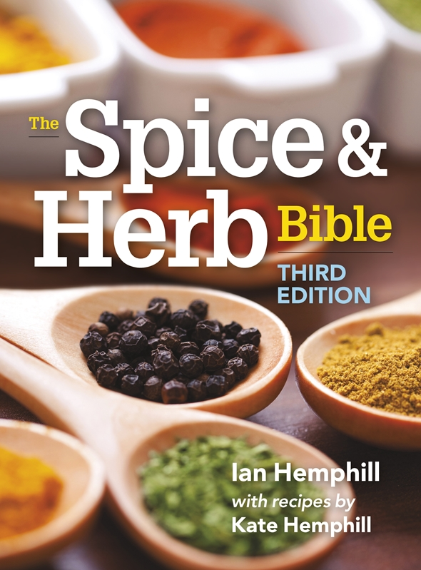 The Spice and Herb Bible, 3rd Edition.