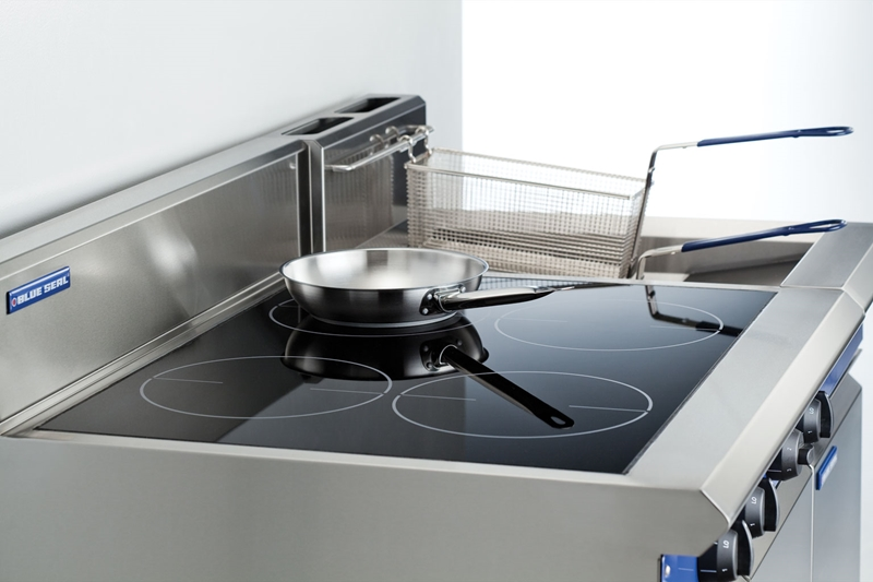 Induction hobs have become very popular in domestic kitchens.