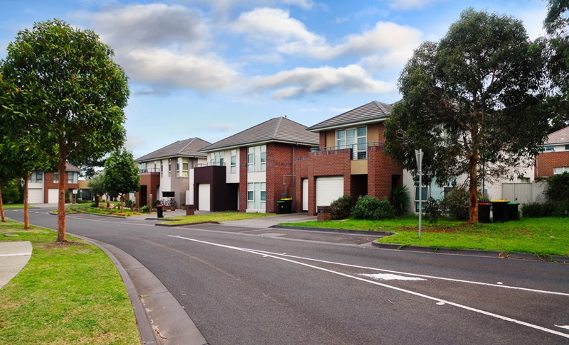 Where are the thriving rental properties in Melbourne?
