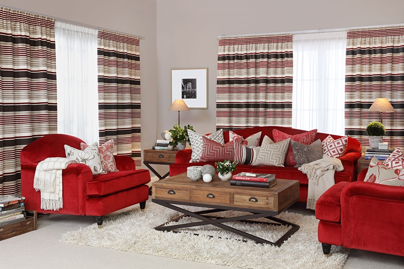 Organise your home with the right upholstery.