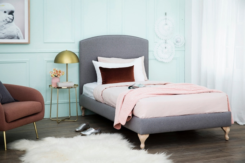Subtle curve and a timeless quality, our Oakmont Mini introduces and elegance and charm that's been styled perfectly for a girls room.
