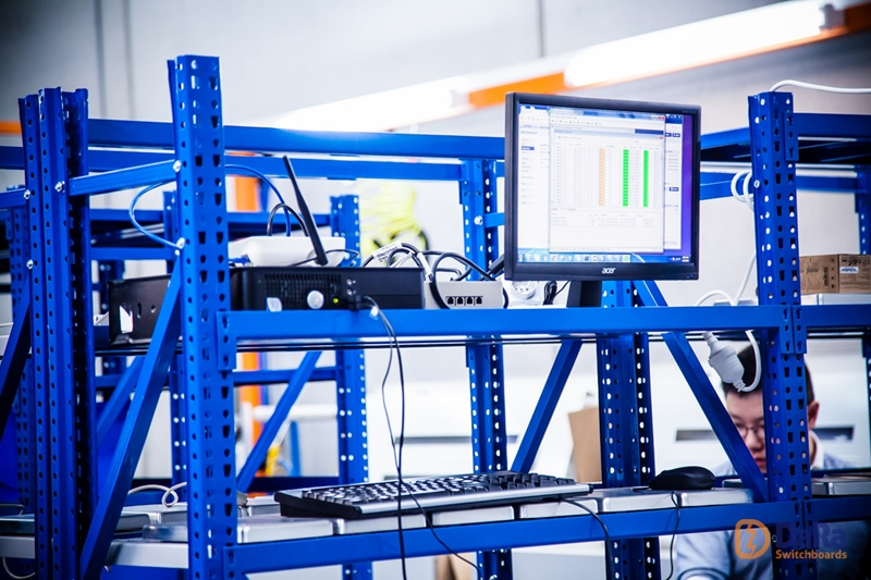 DaRa's manufacturing facility just became a lot smarter.