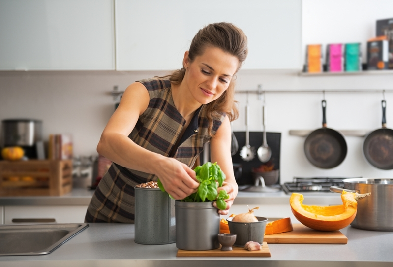 Preparing fresh food could help to save you money.
