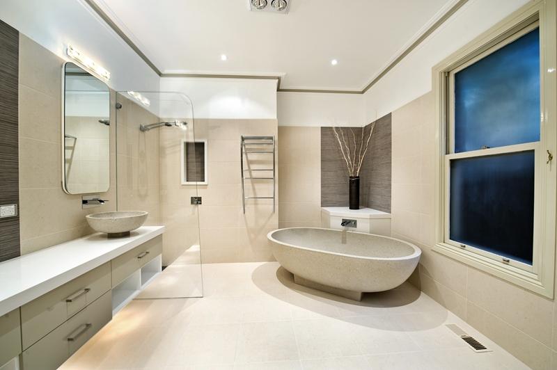 Modernise your bathroom environment.