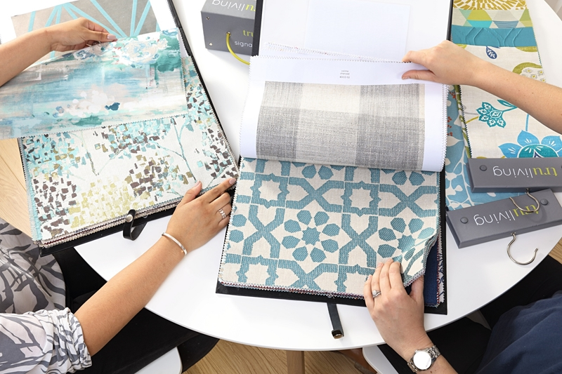 Customising your curtains is an exciting process that lets you style your drapes the way you want!