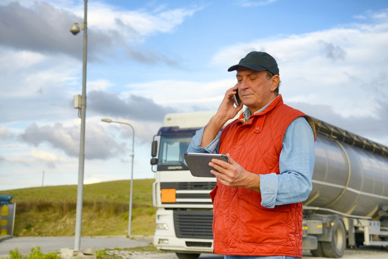 New technology is assisting fleet businesses with journey planning and traffic congestion avoidance.