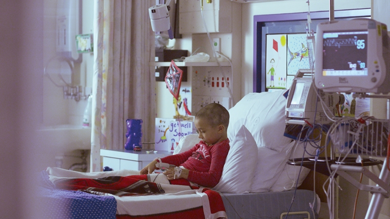 Redkite helps children dealing with cancer and their families during the tough times.