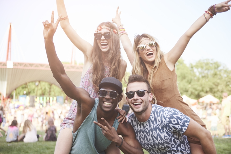 People as young as 20 can experience hearing loss due to everyday noise exposure such as going to festivals.