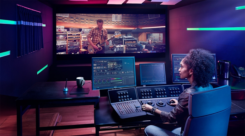 DaVinci Resolve 14 brings unprecedented audio control to the software.