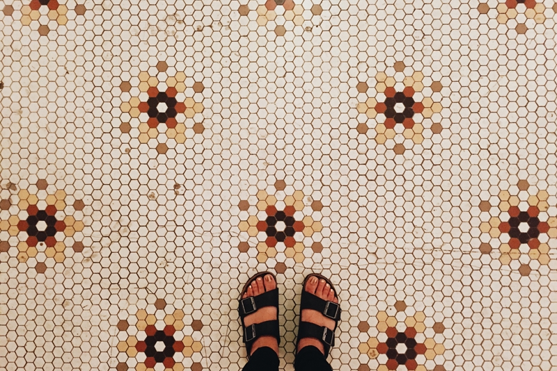 Mosaic tiling is a beautiful and creative option for your interior flooring.
