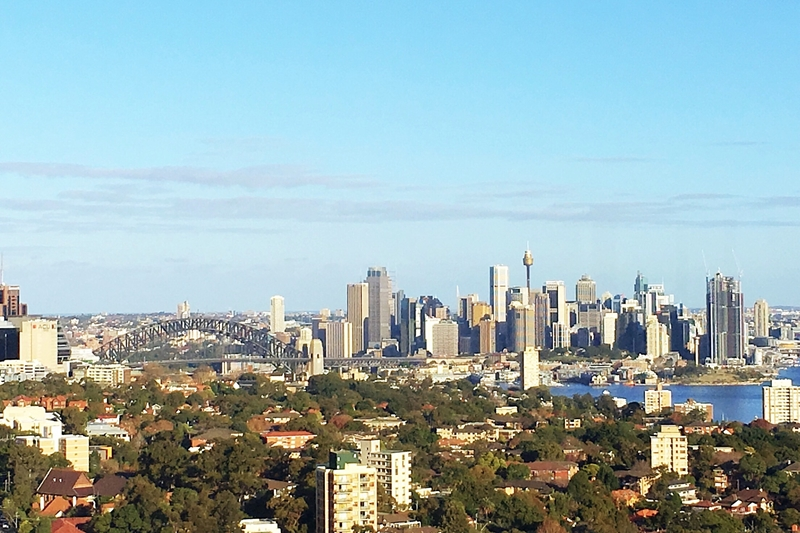 Crown group has several luxury developments in Sydney.