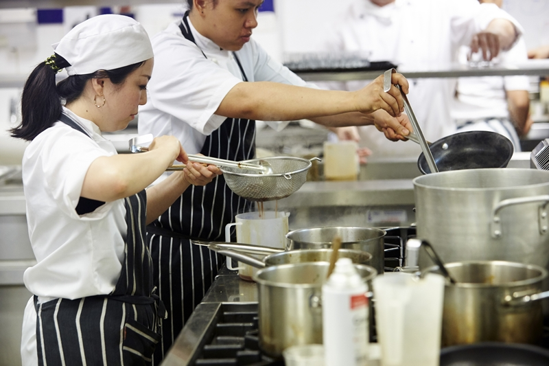 Are you considering a career in commercial cookery? Australia is one of the best places to go.
