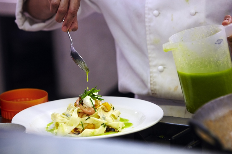Australian cuisine draws on a wide variety of influences, making our commercial cookery sector particularly exciting.