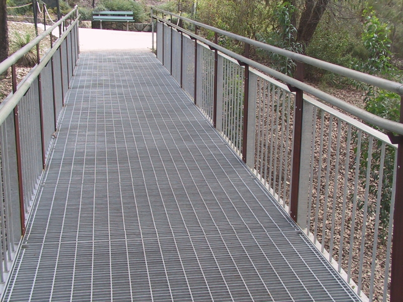 Galvanised steel does not need to be replaced on a frequent basis and can last for decades.