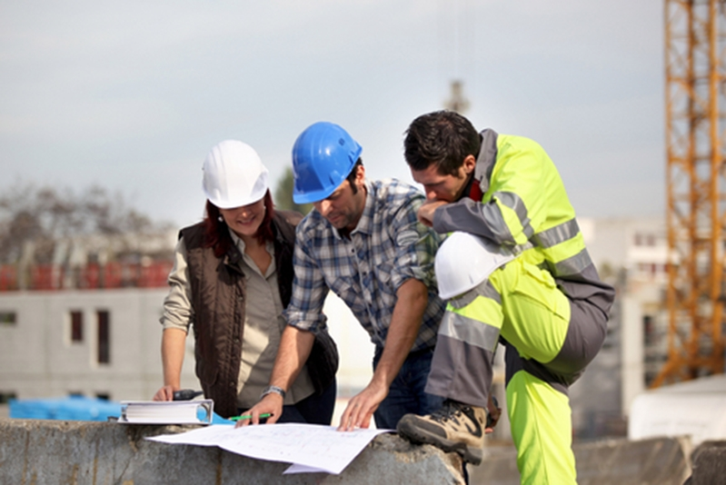 Getting everyone involved in your construction project thinking about ways to reduce risk will likely greatly lower the chances of something serious happening.
