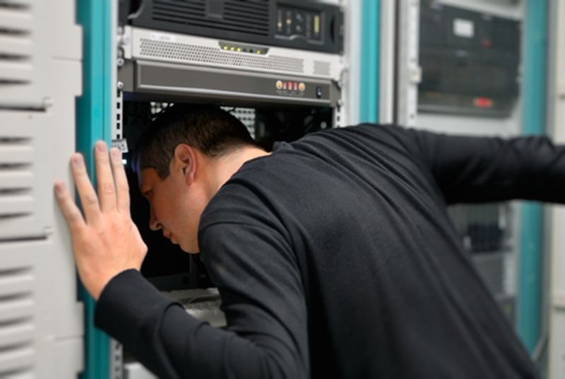 Hosting your own communications network leaves you responsible for maintenance and upgrades.