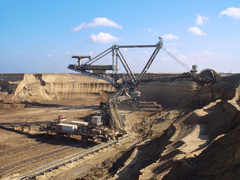 Many mining firms have reduced the number of mines in operation.