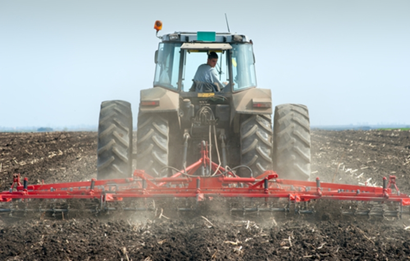 Heavy, powerful machinery is used on a constant basis in the agricultural industry.
