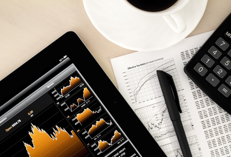 Wealth management and technology.