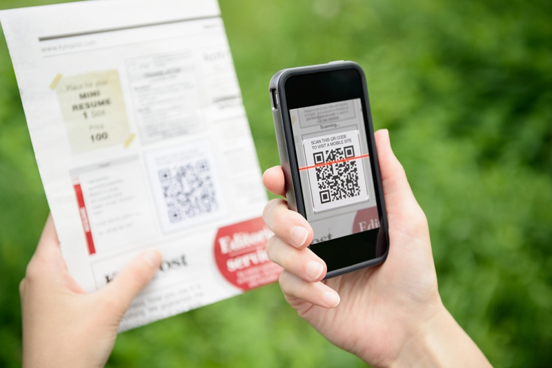 QR codes can help you tap into impulse purchases.