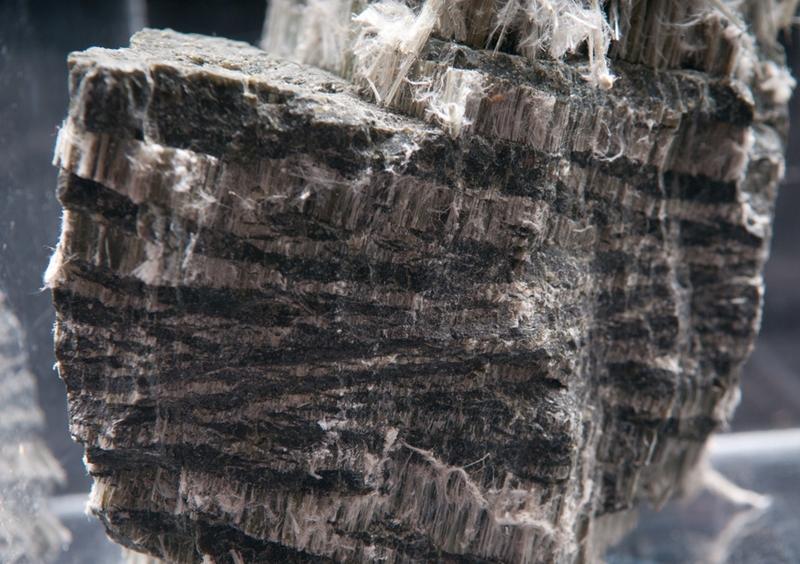 Has asbestos really found its way into a new multi-billion dollar motorway?