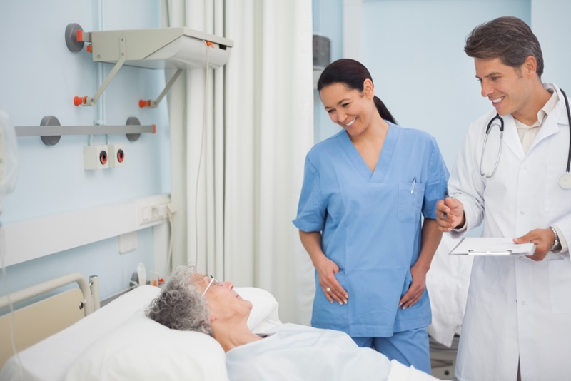 Natural air flow is vital to improving a patient's recovery and mental well-being.