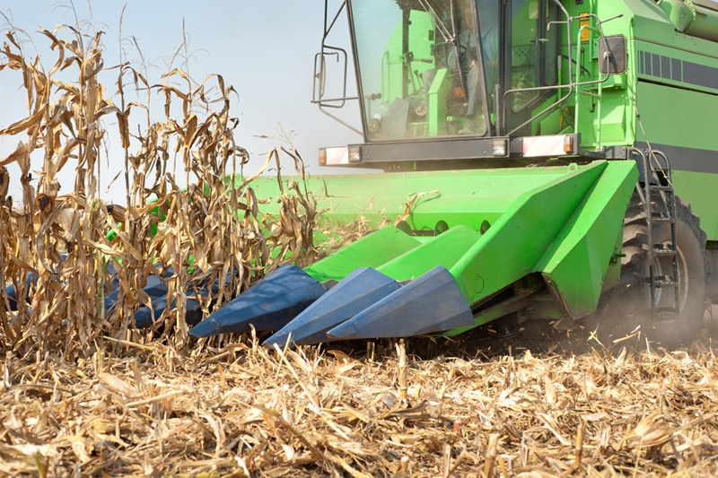 Harrvesting equipment isn't just a danger on-farm, it's also a risk on the road.