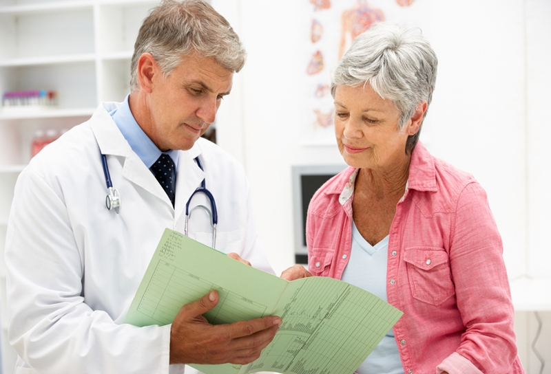 Menopausal women are at a great risk of osteoporosis and related dental complications.