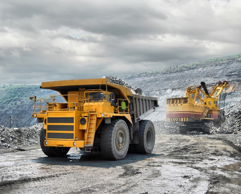 Using telematics, vehicles can more easily navigate a mine site that can be fraught with hazards.