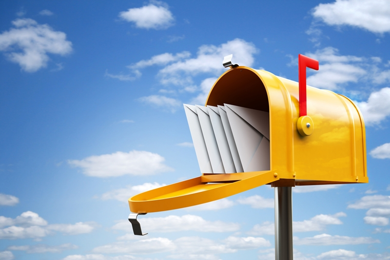Get your direct mail opened by getting creative with it.