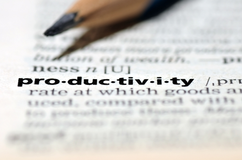 Commercial lawyers can offer expert advise on productivity.