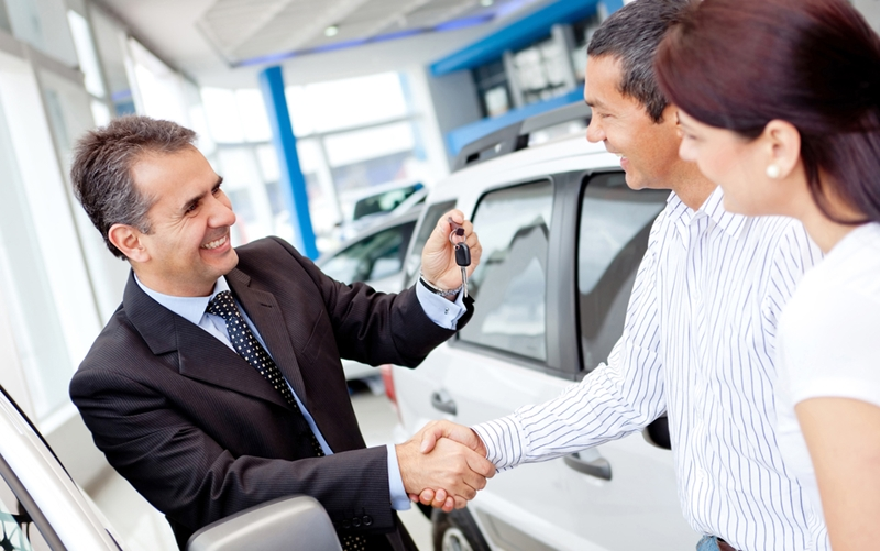 There are often more financing options available for new cars, but certain places sell used under finance too.