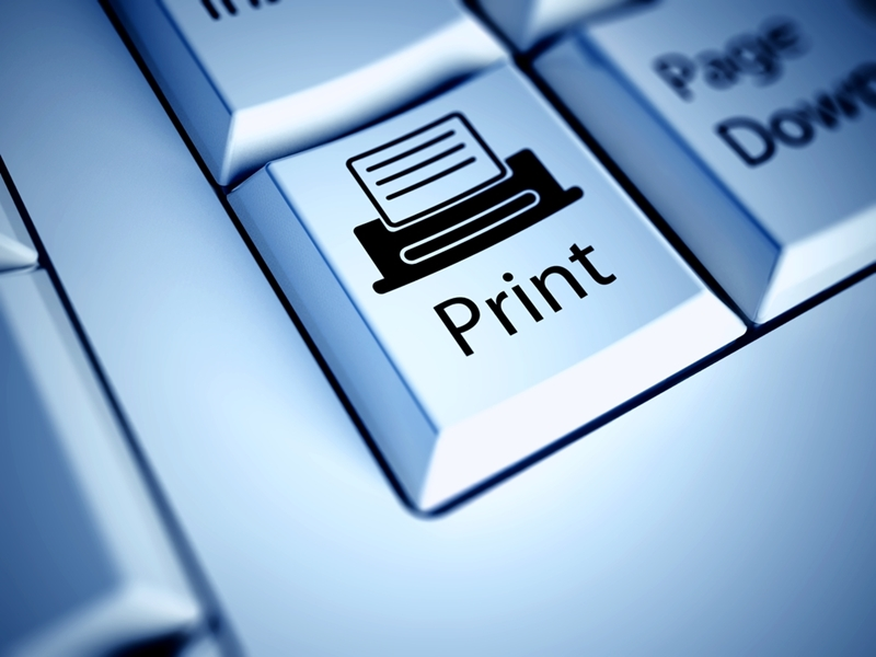 A decentralised print strategy could improve your office productivity.
