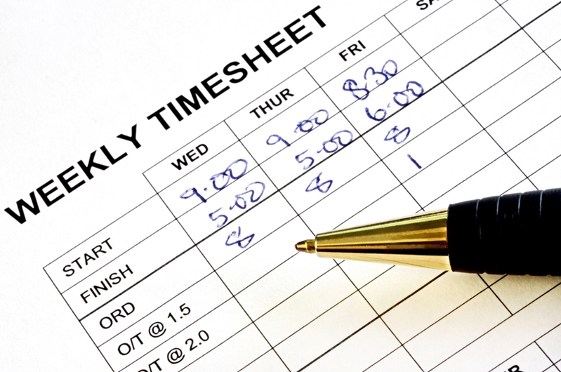 Timesheet software can make tedious manual solutions a thing of the past.