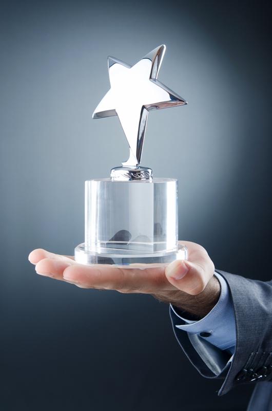 Rewarding stellar performances is a great way to encourage staff.