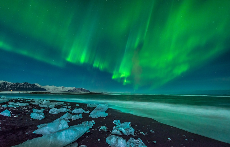 The Northern Lights are a once in a lifetime experience.