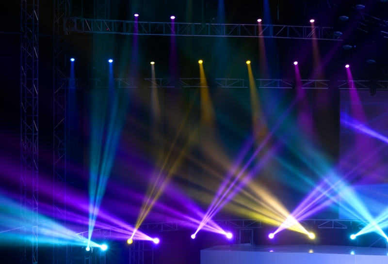 Your stage can do so much more to add to your event experience if it communicates a brand or business message.