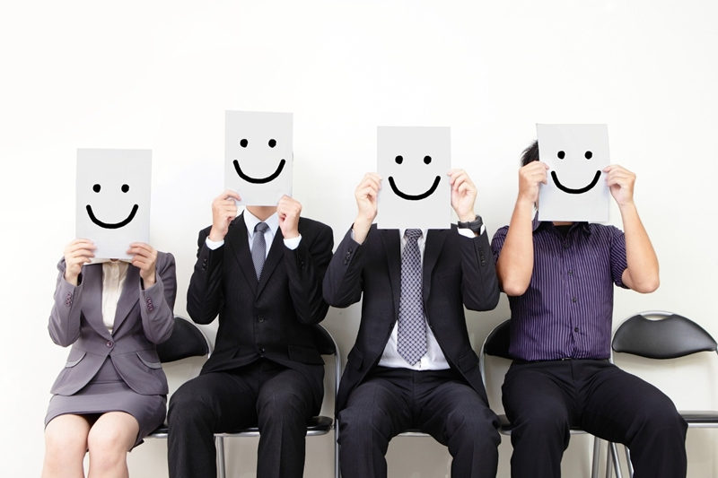 Organisations increase their success rates with happy and healthy workers.