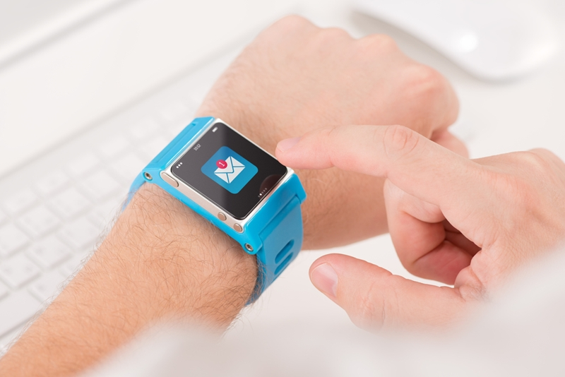 Smart watches are just one type of IoT device, connecting your timepiece to the internet.