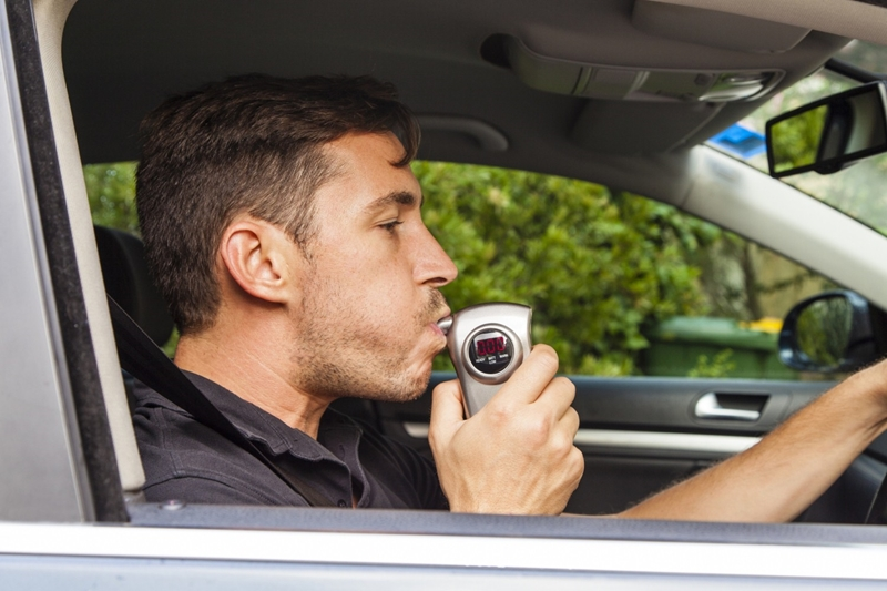 A Queensland police officer can request any driver to perform a roadside breath test.