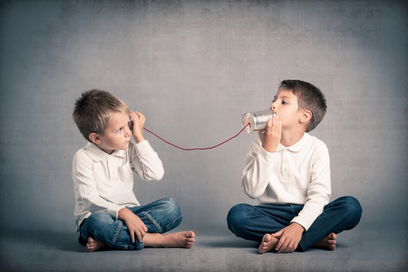 Ineffective communication can feel like a game for children.