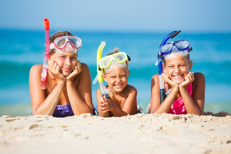 Take precautions to keep your youngsters safe at your new waterfront home.