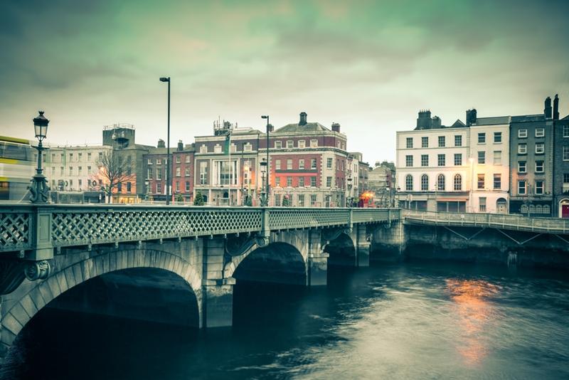 Celebrate St Patrick's Day in Dublin.