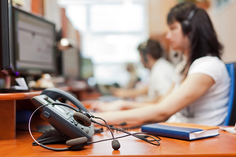 A call centre is a key asset to businesses that can afford it.